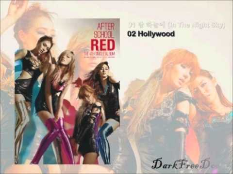 [PREVIEW] After School RED+BLUE - The 4th Single Album