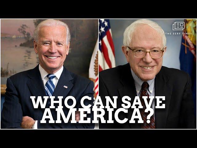 Bernie VS Biden (coronavirus and pandemic) 2020