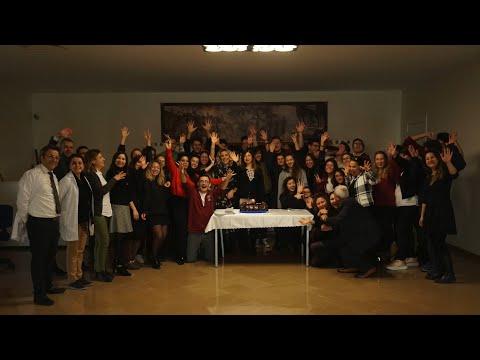 NOVEMBER 2017 IB GRADUATION VIDEO (TED BURSA COLLEGE)