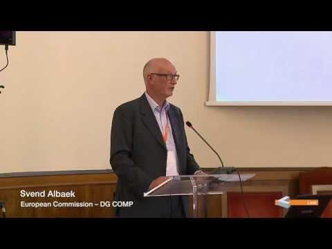 Svend Albaek (European Commission – DG COMP)