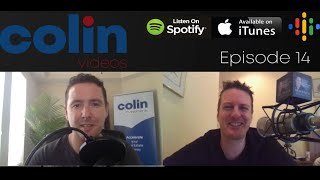 Colin Videos 15: Building location-independent income streams with Matt Bowles