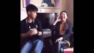 Прикол! Как смеётся китаянка