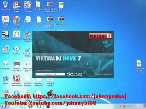 How to fix Virtual DJ error: Invalid Skin File. Error in the xml.