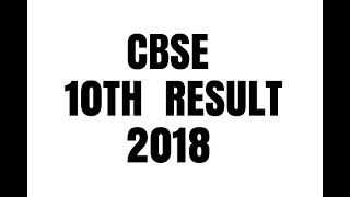 CBSE 10th Result 2018 - cbse.nic.in | How to Check it CBSE 10th Result | Some Facts and Statistics