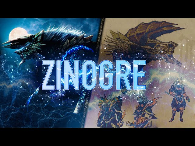 Making Of #16 - Zinogre