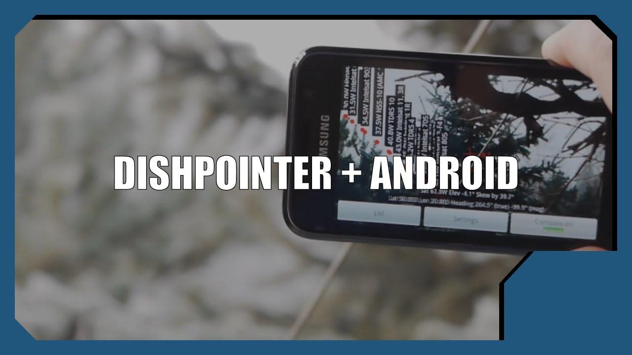 0042ef13631712 Jak znaleźć satelitę - Android + DishPointer - YouTube