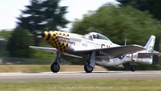 Hear the Legends take to the sky! Mustang, Mitchell, Fw 190, Bf 109, Zero, Spitfire, etc.
