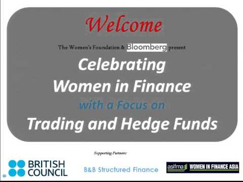 Women in Trading and Hedge Funds
