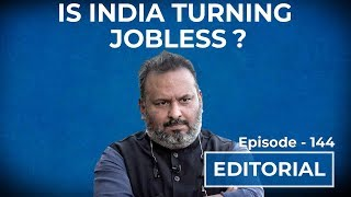 Is India Turning Jobless?