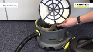 Karcher T 10 1 Eco!efficiency Vacuum Cleaner