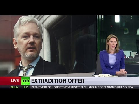 'Despite clear unconstitutionality': Assange ready for extradition if Obama pardons Manning
