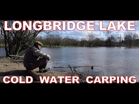 Longbridge Lake - Cold Water Carp Fishing