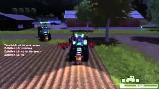Zagrajmy W Farming Simulator 2013-Orka-Kultywacja Pola+Pare Fotek (720HD)
