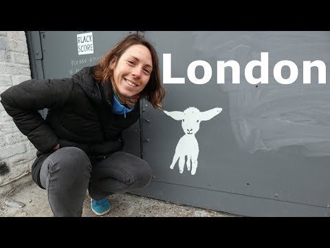 London, England | First Days Exploring Wonderful London
