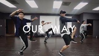 Our Way (ft. Black Knight, X-Ellentz, Mission, & K.Agee) - #RPSMG | ANDY CHUNG