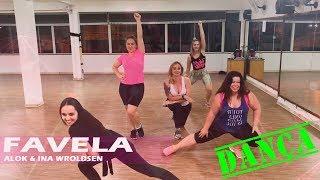 Baixar Alok & Ina Wroldsen   Favela   Coreografia Angela Leal