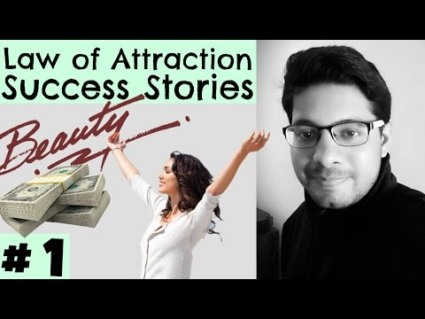 Law of Attraction Success Series # 1 - Money, Good Looks, Job, How to Start, Beauty, Salary, Wealth