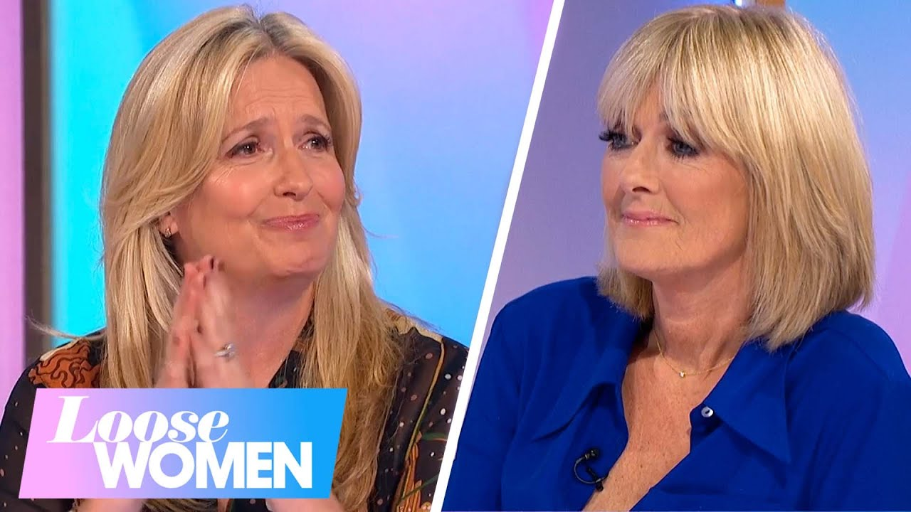 Penny Becomes Emotional As She Shares How Menopause Has Affected Her | Loose Women