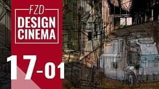 Design Cinema – EP 17 - Set Design Painting Part 01