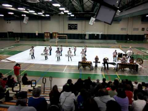 Triton High School Winter Percussion Finals 2011