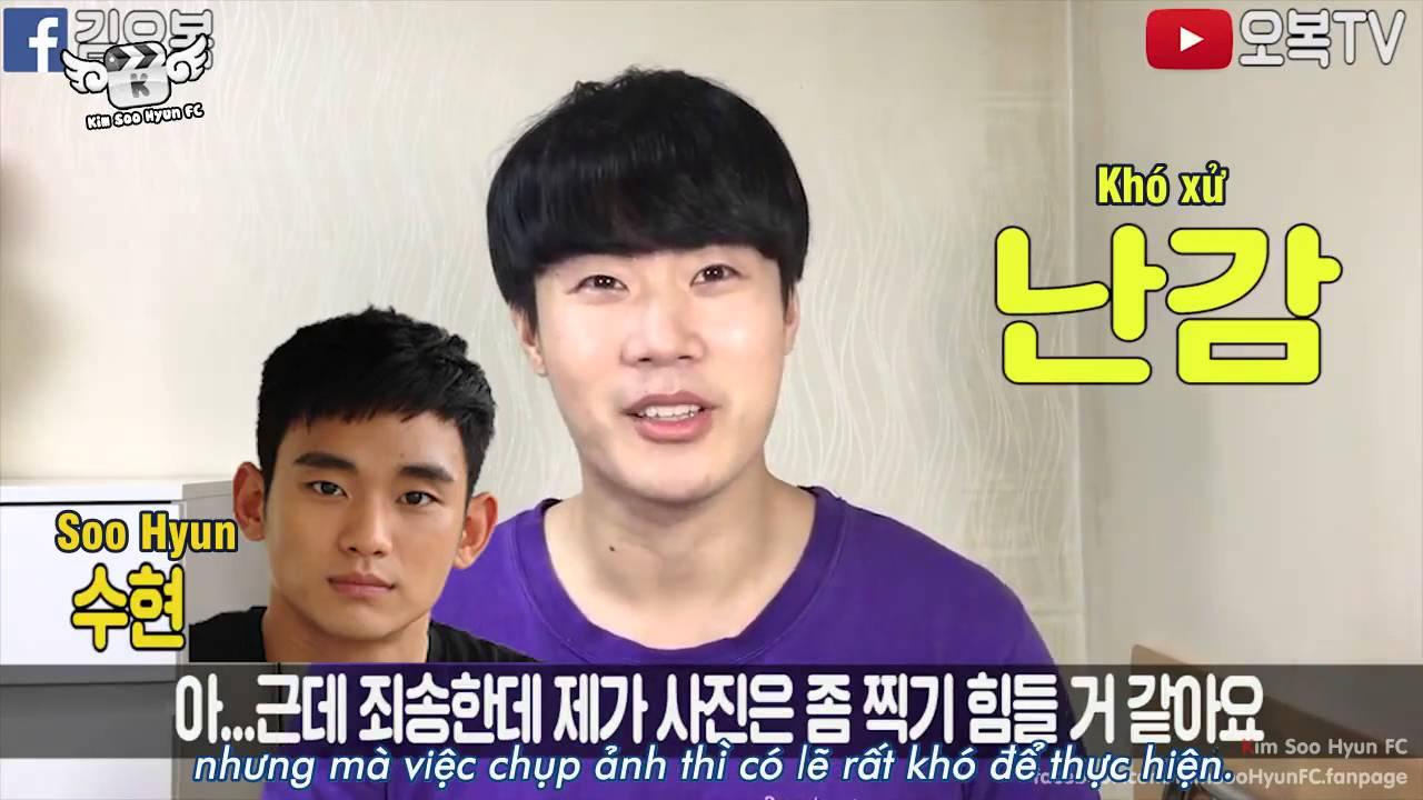 Photo of [Vietsub] Kim Oh Bok talks about Kim Soo Hyun