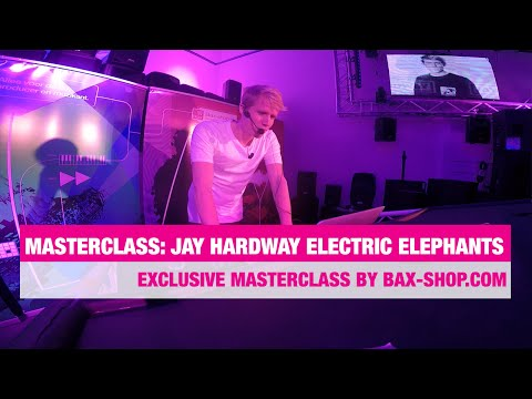 Masterclass Jay Hardway - Electric Elephants (with English subtitles)