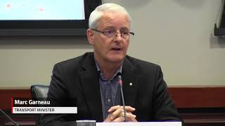 Transport Minister Marc Garneau says planes have been available to evacuate Canadians from Caribbean islands hit by hurricane Irma, though infrastructure damage has hurt efforts. Ottawa says 390 Canadians were brought home on the weekend. (The Canadian Press)