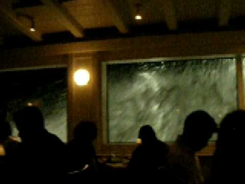 La Jolla Restaurant Waves Crashing