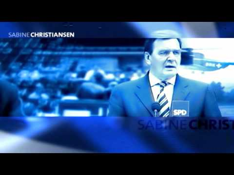 SABINE CHRISTIANSEN  tv-opener