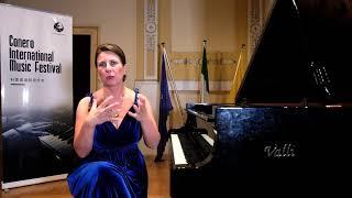 2019 Conero International Music Festival - Tamara Licheli