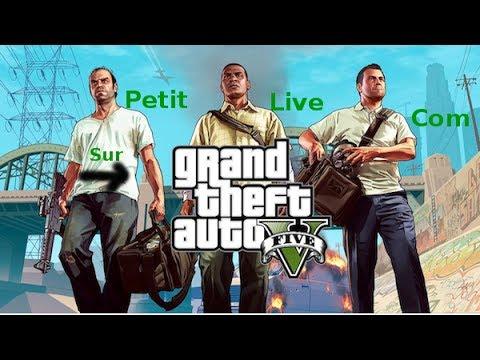 Live sur GTA 5 : En mode depanneuse du ghetto et gros noobie