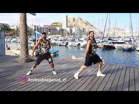 Me Rehúso - Danny Ocean | Official ZUMBA Choreography Andres Braganza