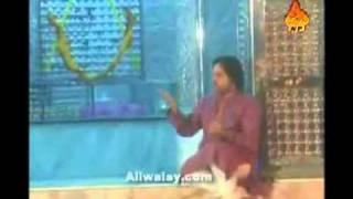 MANQABAT Zehra S A Kay Dar Ki By Syed Wajhi Hasan Zaidi 2010    YouTube