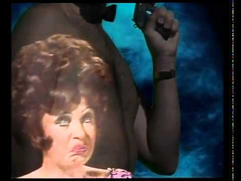 gina riley parody of Goldfinger by shirley bassey