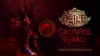 Path of Exile: Sacrifice of the Vaal Official Trailer thumbnail