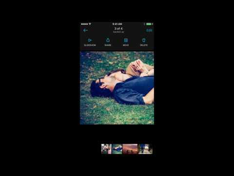 Keepsafe Photo Vault App Preview for iOS