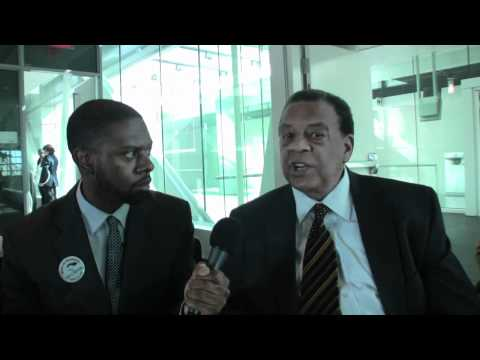 Interview: Civil Rights Icon Andrew Young on the MLK Monument, Economic Justice, Poverty
