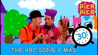 Pica-Pica - The ABC Song y muchas más... (30 minutos) Vacaciones To...