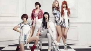 4minute - Mirror Mirror [HQ] with lyrics and download link Mp3