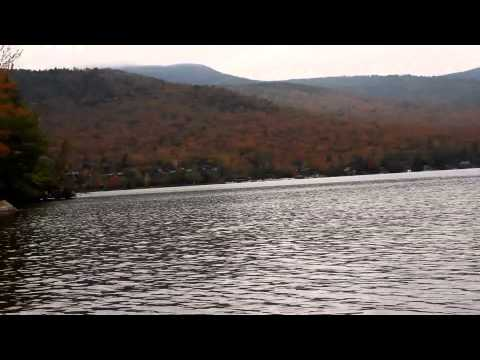 Adirondack State Park NY in Last Week of Sept 2013