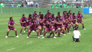 HAKA - De La Salle College (New Zealand)