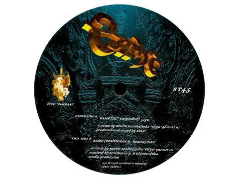 Snap feat.  Rukmani - Rame (12'' Extended)