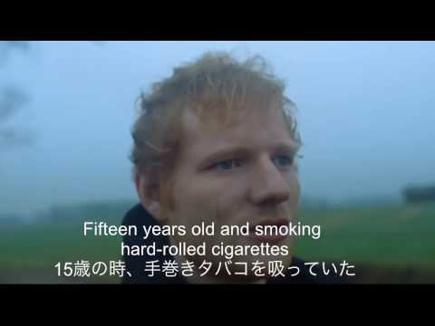 Ed Sheeran/Castle on the hill 和訳...