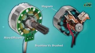 Makita 18Vx2 Bushless String Trimmer & Blower XRU07Z and XBU02Z