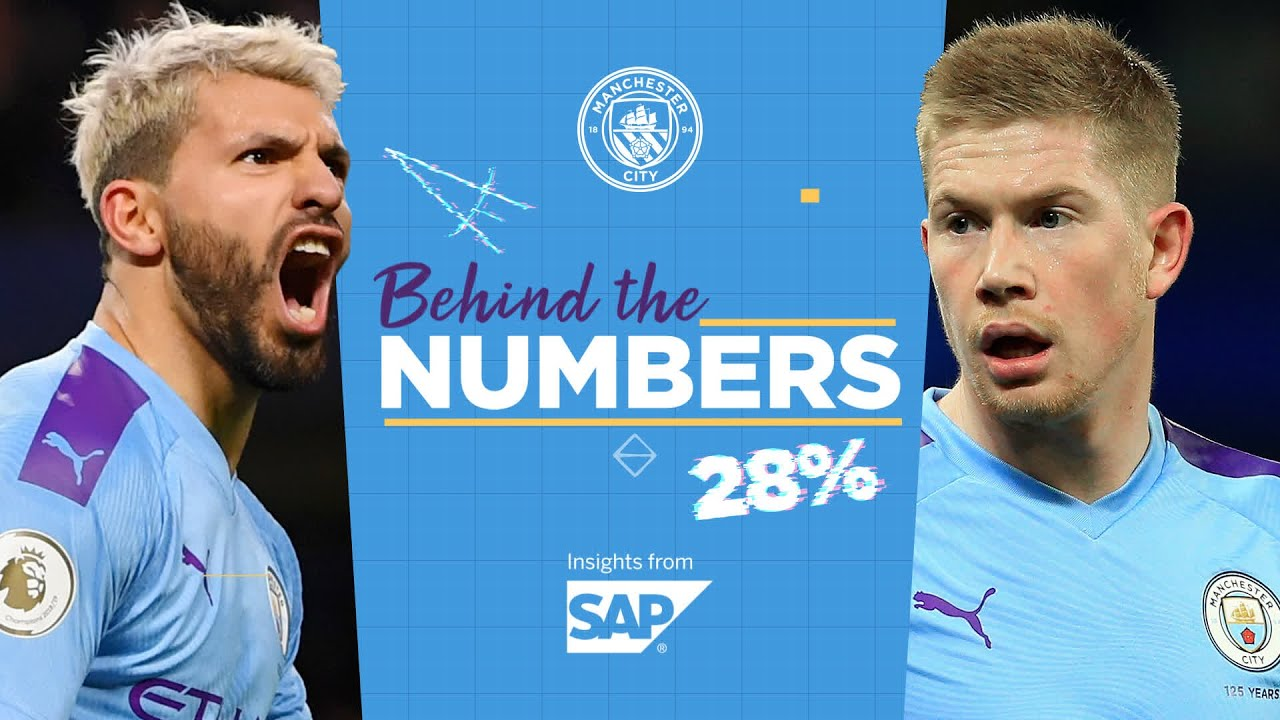 BEHIND THE NUMBERS | PLAYER STATS | MAN CITY'S SEASON SO FAR