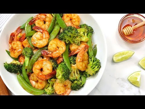 15 Minute Shrimp Dinner Recipes | Healthy Meal Plans