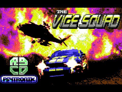 Cool and Unusual Games: The Vice Squad (Commodore 64) Review