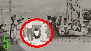 5 Photos that Prove Amelia Earhart Survived