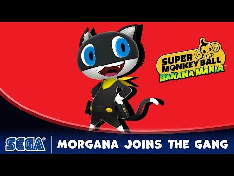 Super Monkey Ball Banana Mania | Morgana Joins the Gang