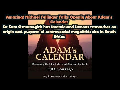 Amazing! Michael Tellinger Talks Openly About Adam's Calenda